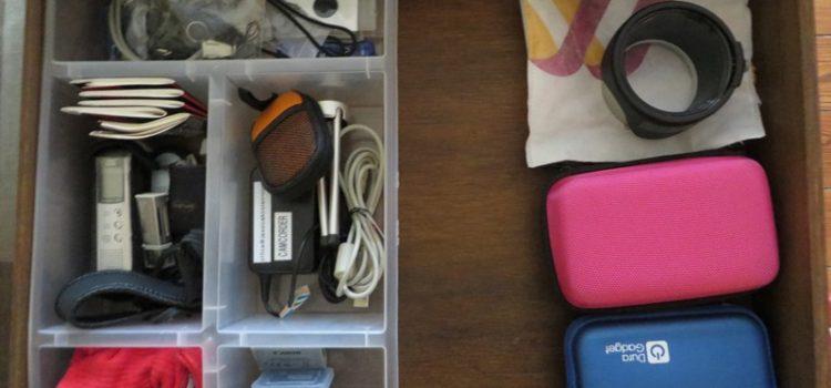 Schublade aufräumen NACHHER - Aufräumen mit Happy Home Hamburg