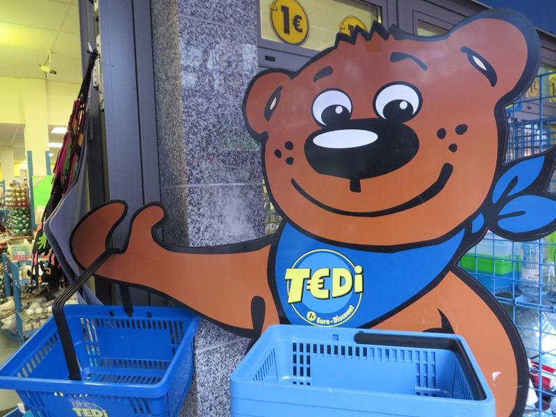 TEDI Teddy - Happy Home Hamburg