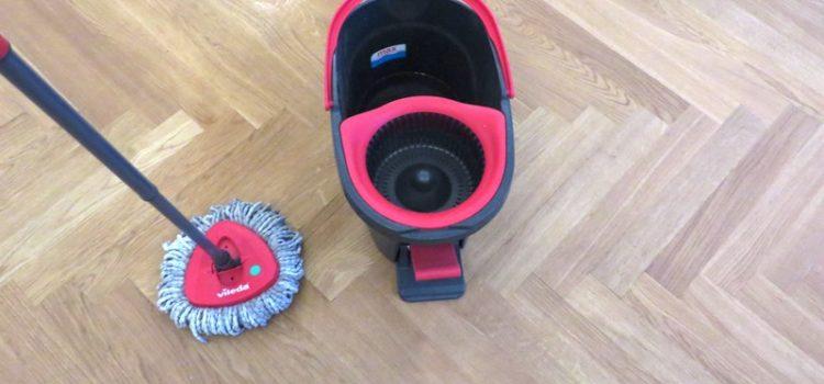 vileda putzeimer mit pedal empfehlung