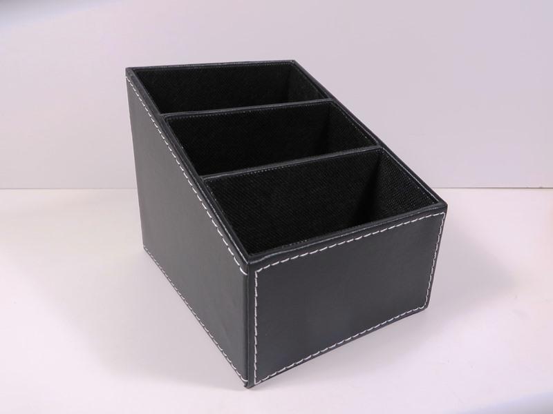 Box für Handies als Ablage