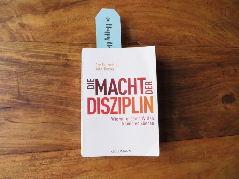 Die Macht der Disziplin - Rezension Jessica Kirsten