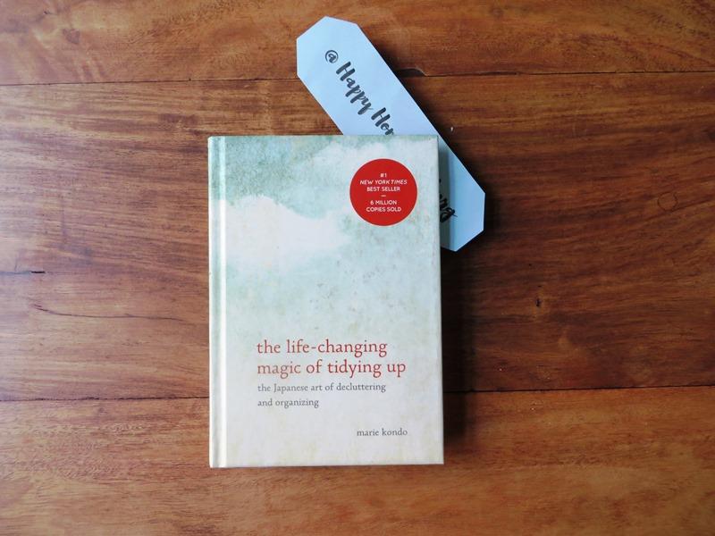 Buch Marie Kondo - Gelesen Rezension