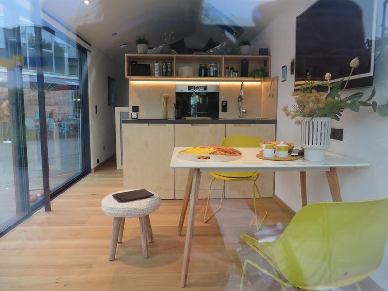 Gemütliches Smarthome - 25 qm Platz zum Wohnen