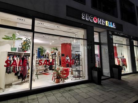 Secondella Luxus Designer Second Hand Kleidung Hamburg