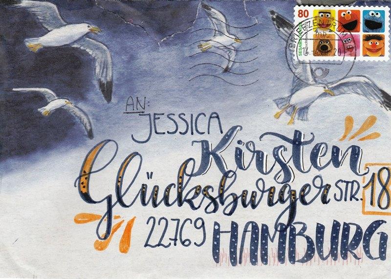 Adresse Kontakt Jessica Kirsten Hamburg