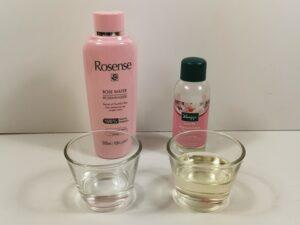 augenmakeup entfernen öl rosenwasser test