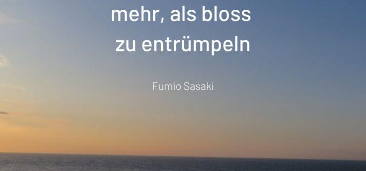 Fumio Sasaki Zitat